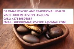 Strongest Male Traditional Healer, Psychic Reader and Love Spells Caster